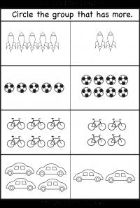 Object Comparison Worksheet
